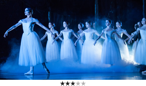 Review: Giselle (2013)