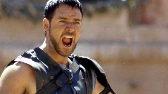 A Gladiator sequel is on the way – but it won't star Russell Crowe