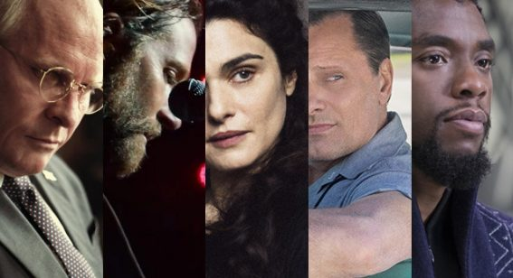 Golden Globes 2019 – Vice, Star is Born, The Favourite & Green Book lead the noms