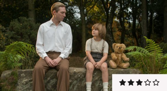 'Goodbye Christopher Robin' Review: Solidly Acted, Well-Wrought Sentimentality