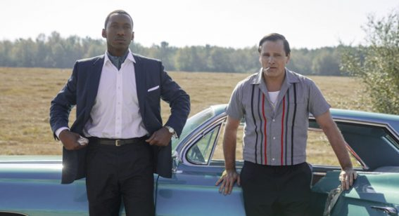 Green Book is In The Heat of the Night repurposed as a Christmas stocking stuffer