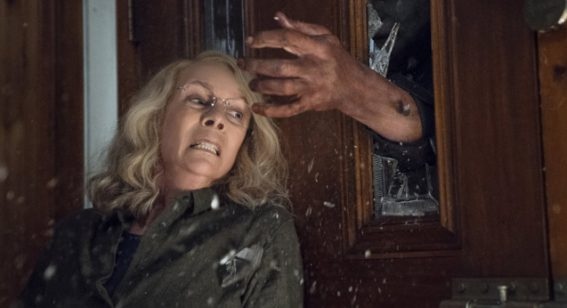 Jamie Lee Curtis makes the new Halloween a standout horror