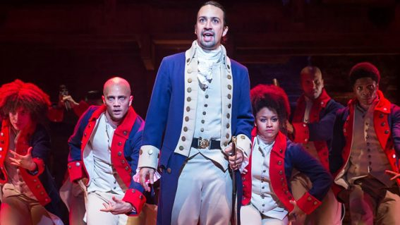 The magnificent Hamilton is the streaming event of the year