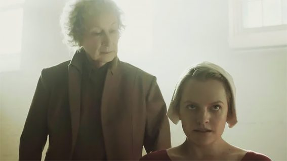 Handmaid's Tale fans can geek out with Margaret Atwood live in cinemas