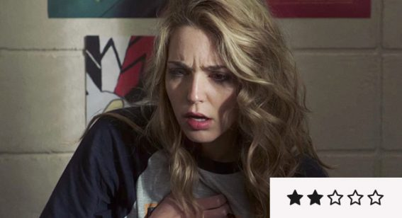 Review: Jessica Rothe Goes a Long Way to Make 'Happy Death Day' Watchable