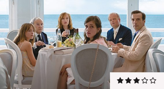 Happy End review: a spiteful, slightly drawn-out drama