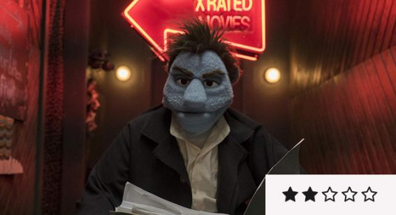 Most of the gags in The Happytime Murders have been done better elsewhere
