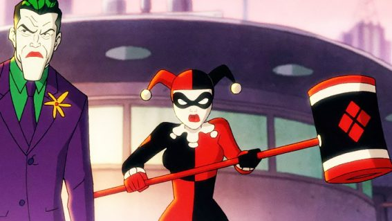 The Harley Quinn animated series is the wildest version of the character ever