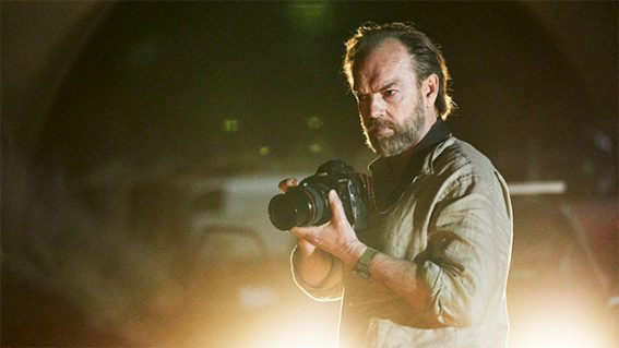 Hearts and Bones features another terrific performance from national treasure Hugo Weaving
