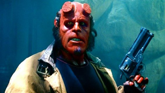 The 10 most awesome moments from Guillermo Del Toro's Hellboy movies