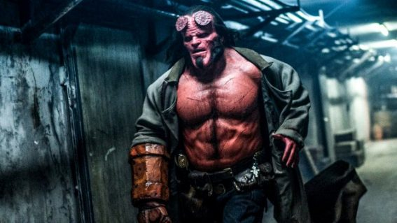 Warm up for the new Hellboy by streaming the first two movies