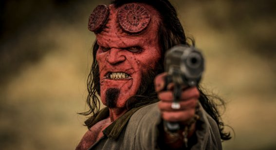The Hellboy reboot is an utter stinker