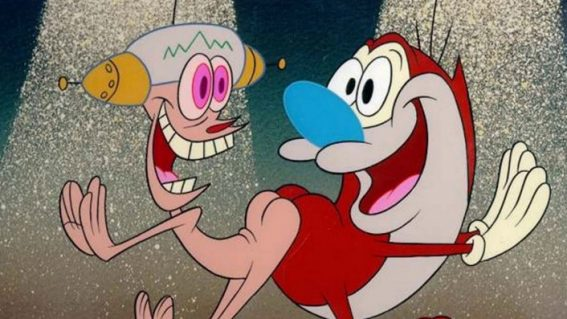 Unhappy joy joy: the harsh story behind the new Ren & Stimpy doco