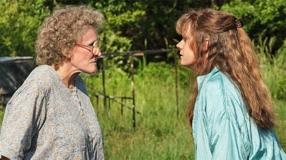 Glenn Close is excellent in the so-so Hillbilly Elegy