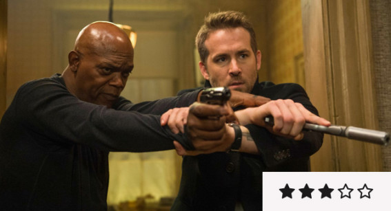 Review: 'The Hitman's Bodyguard' is Remarkably Familiar, But Enjoyably So