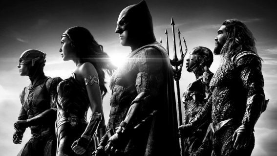Announced: Australian release for Justice League Snyder Cut