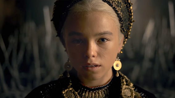 Trailer and release date for Game of Thrones prequel series House Of The Dragon