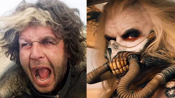 Vale Hugh Keays-Byrne, the actor behind Toecutter and Immortan Joe