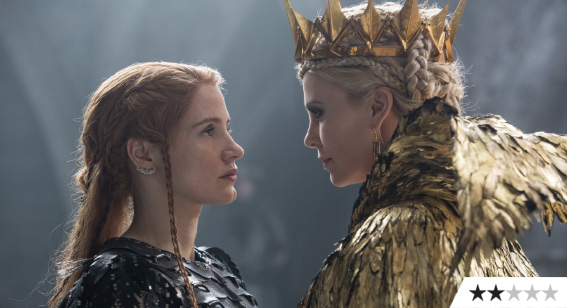 Review: 'The Huntsman: Winter's War' is Spectacularly Unnecessary