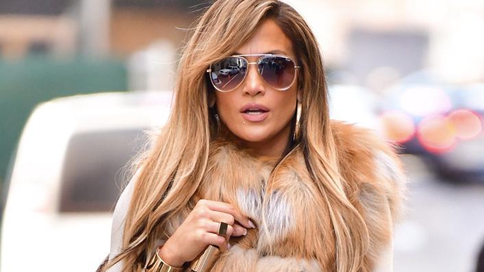 Jennifer Lopez in Hustlers