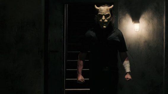 Trailer and release date for sinister serial killer horror The Black Phone in Australia