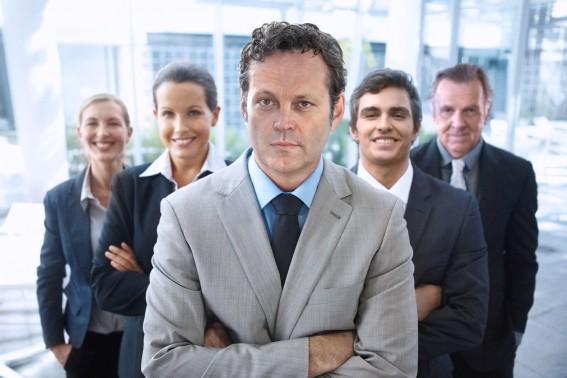 Vince Vaughn and Other 'Unfinished Business' Co-stars Make Hilariously Dumb Stock Photos
