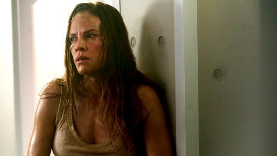 There are high hopes for Australian sci-fi I am Mother, starring Hilary Swank