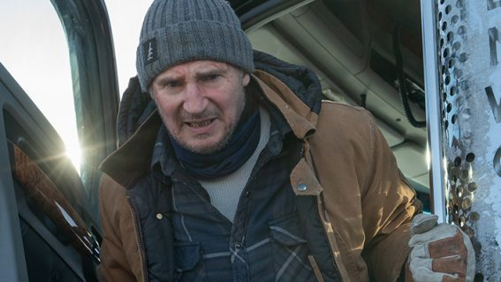 Win double passes to Liam Neeson disaster thriller The Ice Road