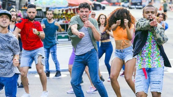 Watch the first 8 minutes of In The Heights