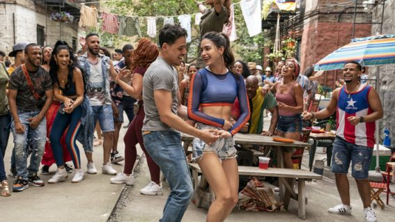 In The Heights breathes new life into the old-fashioned cinema musical