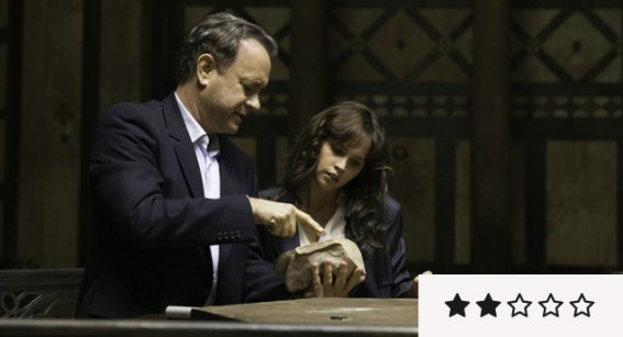 Review: 'Inferno' Puts Tom Hanks On Auto-Pilot