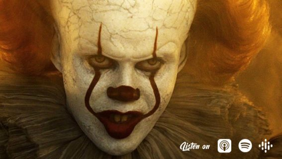 This week on The Take: the best Stephen King adaptations & the evil Pennywise