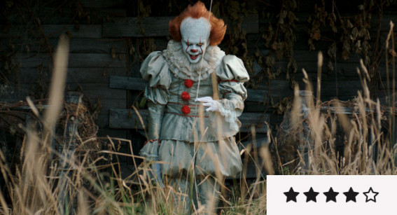 Review: Bill Skarsgård is Captivatingly Chilling in 'It'