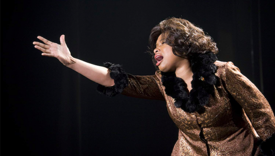 Jennifer Hudson announced as Aretha in the Franklin-approved biopic Respect