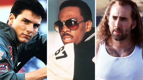 The best 10 mega-hit movies from super producer Jerry Bruckheimer