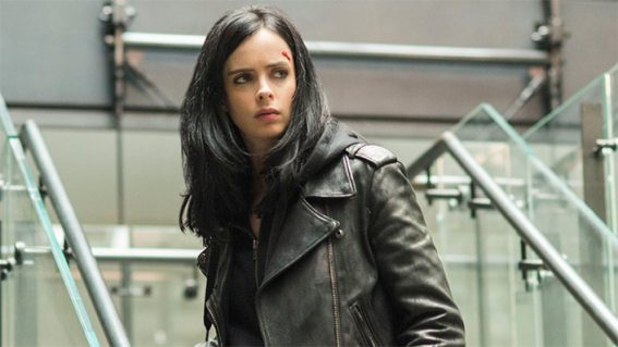 Why my favourite screen detective is Jessica Jones, a super sleuth for the Marvel generation