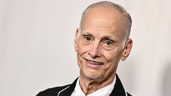 Legendary 'Pope of Trash' John Waters is coming to Australia