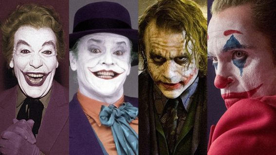 Every Joker film and TV performance, ranked