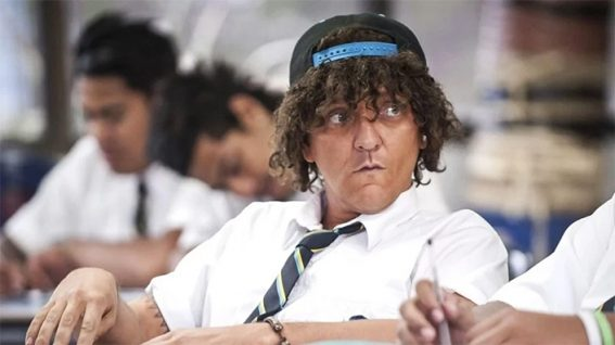 Chris Lilley's shows are among the controversial content being removed from streaming services