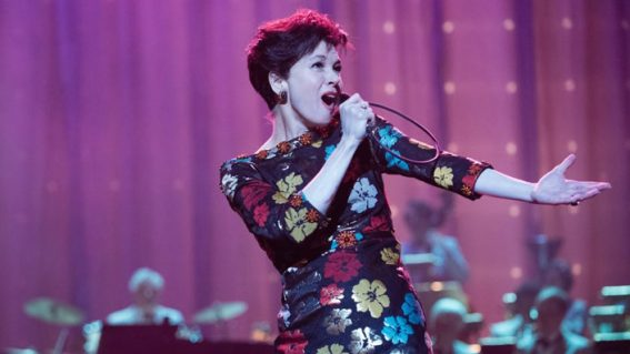 Judy gives the world the perfect chance to re-discover Judy Garland's genius