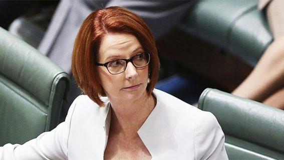 Julia Gillard doco Strong Female Lead is a brutal walk of shame down memory lane
