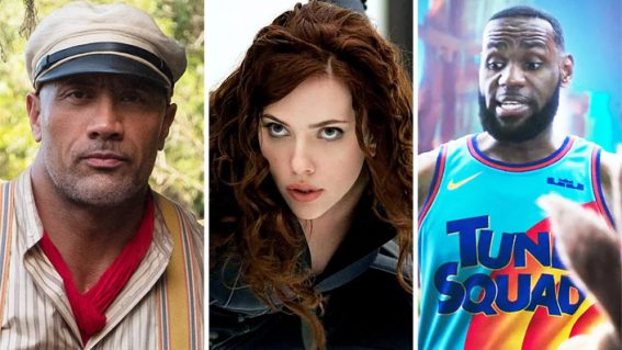 8 movies arriving in cinemas in July that we're excited about
