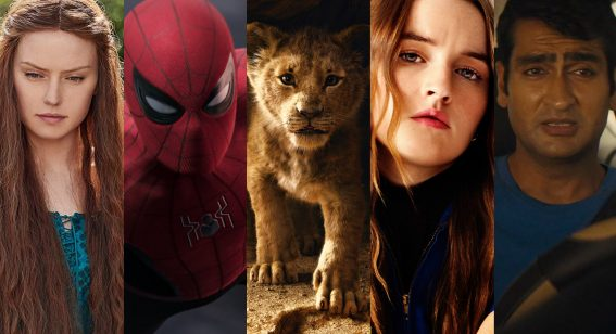 Watch our quick guide to what's in cinemas this July