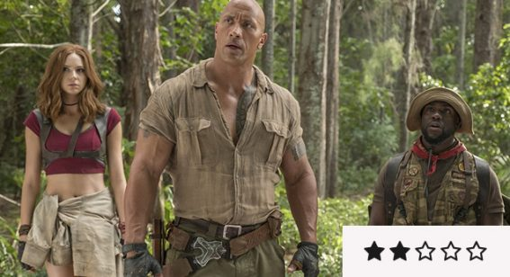 Review: Surprisingly, 'Jumanji: Welcome To The Jungle' is a Fun Lark