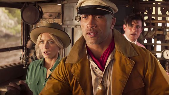 Jungle Cruise is about what you'd expect from a movie based on a cheesy theme park ride