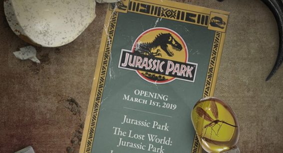 The Jurassic Park trilogy is coming to Netflix AU this March