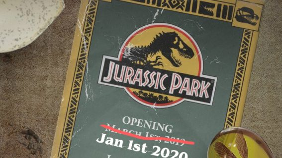 The Jurassic Park trilogy returns to Netflix NZ