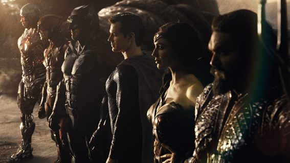 The top 5 reasons to watch Zack Snyder's Justice League