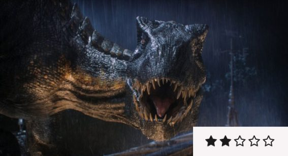 Jurassic World: Fallen Kingdom review – business as usual