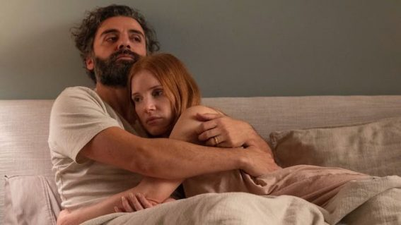 Jessica Chastain and Oscar Isaac's Scenes From A Marriage is now streaming in Australia